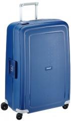 Samsonite Koffer Großer Reisekoffer S'cure Spinner 75/28, 75 cm, 102 Liter, dark blue, 49308