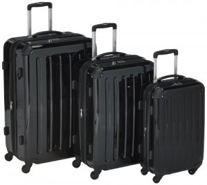 Hauptstadtkoffer 3-teiliges Kofferset Alex (Hartschale)