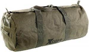 Xcase Canvas Sporttasche & Reisetasche (70 Liter)