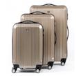 Fergé Kofferset Cannes mit 3 Trolleys (Hartschalenkoffer)