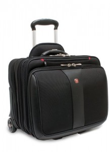Wenger Patriot Laptoptrolley (2-teiliges Kofferset)