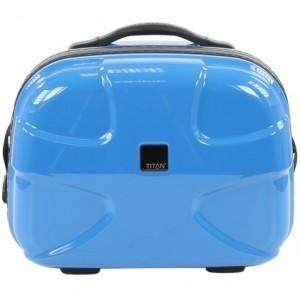 Titan Kosmetikkoffer X2 Flash Beautycase aus Polycarbonat