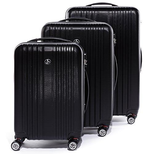 Fergé Kofferset Toulouse mit 3 Hartschalenkoffern