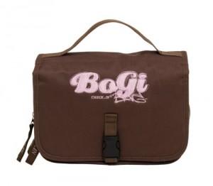 BoGi Bag Kulturtasche zum Ausklappen und Anhängen