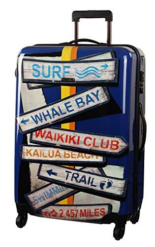 Travelite Koffer Magic 75 cm, 93 Liter (Hartschale mit 4 Rollen)