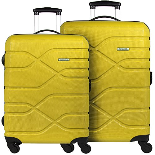 Samsonite American Tourister Houston City (4-Rollen Kofferset)