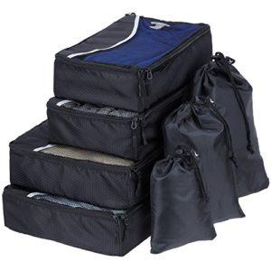Swissona 5 Stück Packwürfel im Set